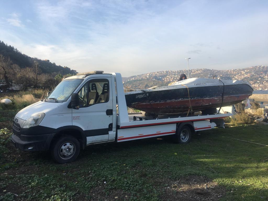 Pendik Tekne Taşıma